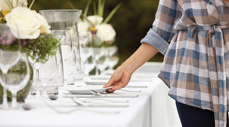 The Best Way to Store Your Table Linens (and Never Deal with Wrinkles)