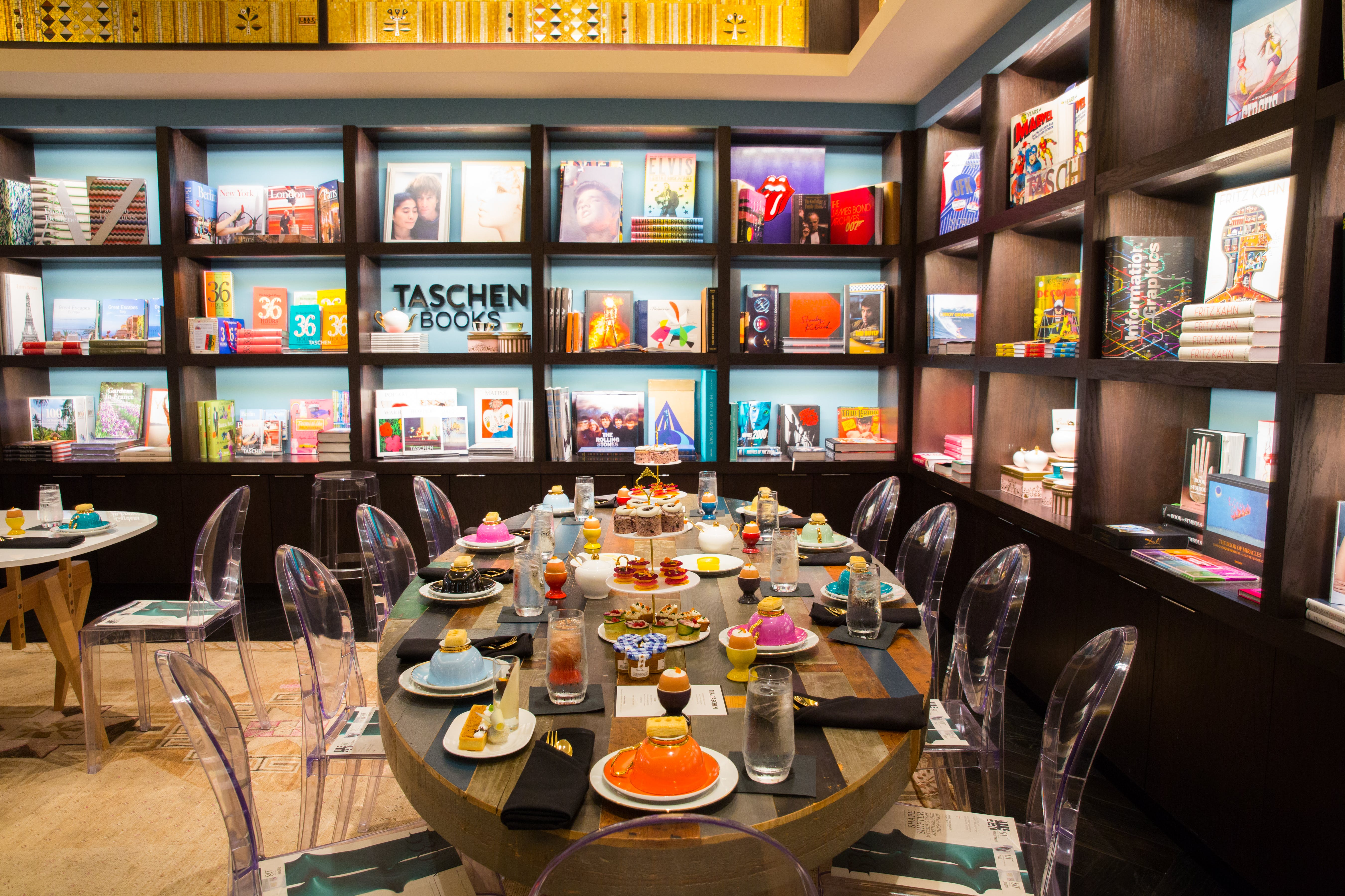 the joule taschen library dal high tea 11.1