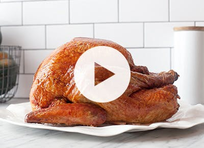 The right way to carve a turkey