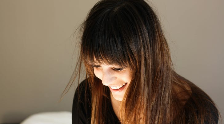 The 20-Second Trick to Putting Yourself in a Better Mood