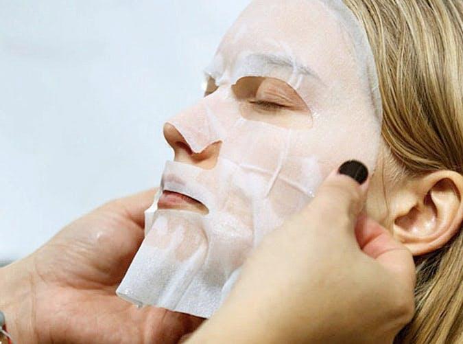 ultherapy mask
