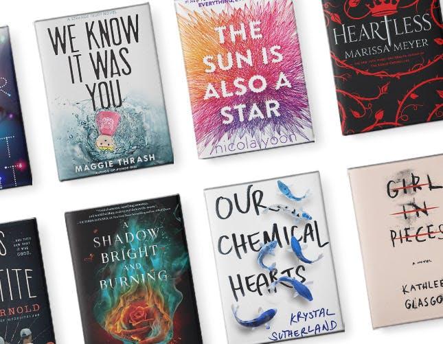 11 YA Novels You Cant Miss This Fall