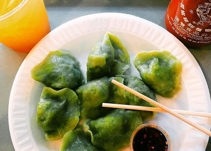 vanessas vegetable dumplings NY 728