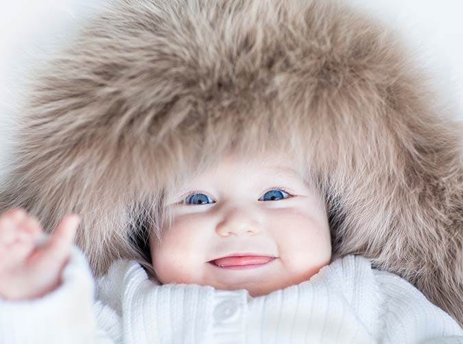 14 Winter Baby Names That Will Warm Your Heart