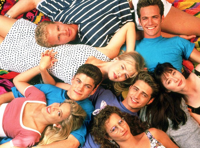 26 Years Later: Where the Beverly Hills, 90210 Stars Are Now