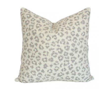 Arianna Belle grey pillow