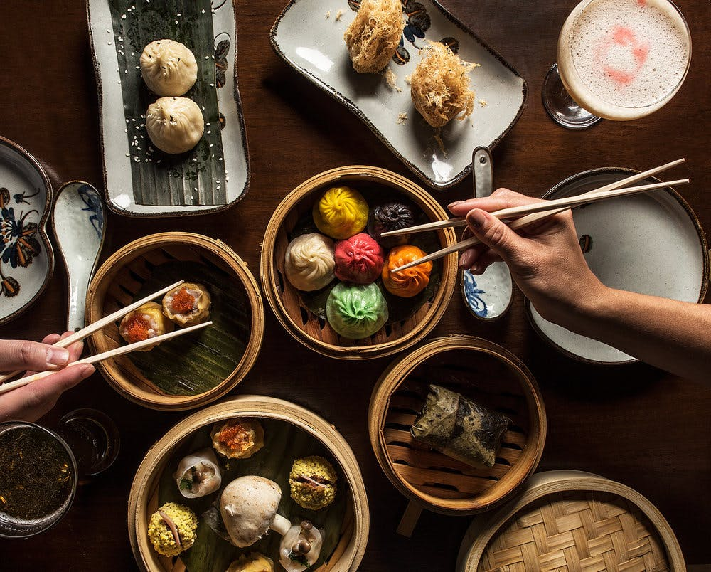 Imperial Lamian dumplings chicago