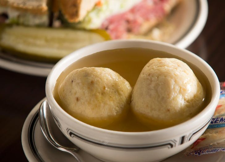Langer s Matzo Ball Soup