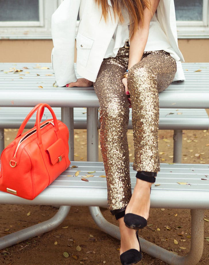 Sequin Pants 728x921