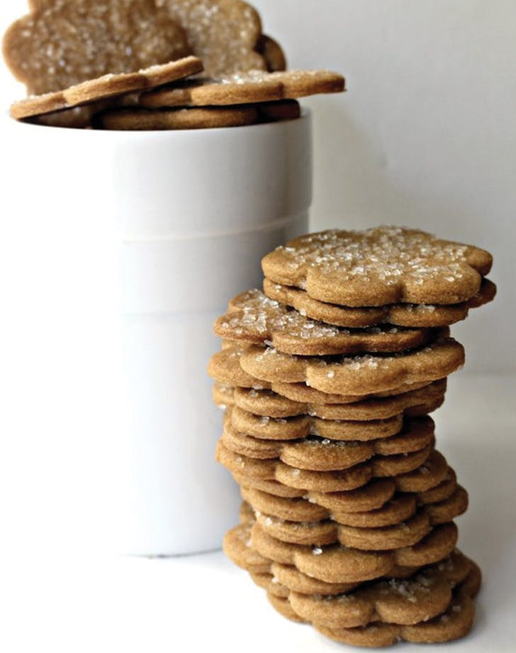 baked goods gifts cinnamon spice cookies