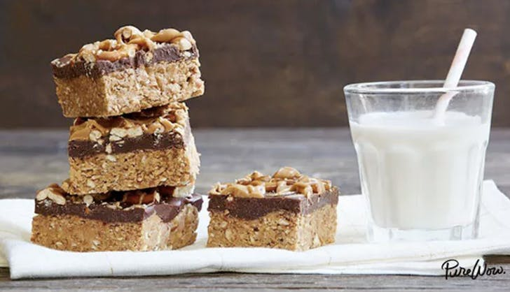 baked goods gifts peanut butter bars