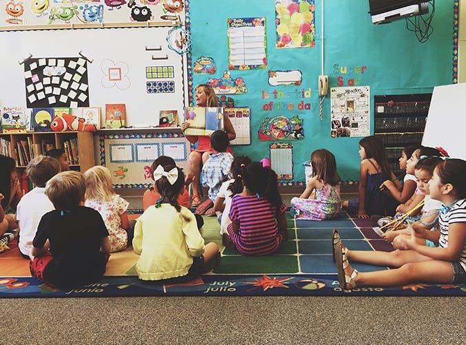 childcare gifts teacher classroom kids