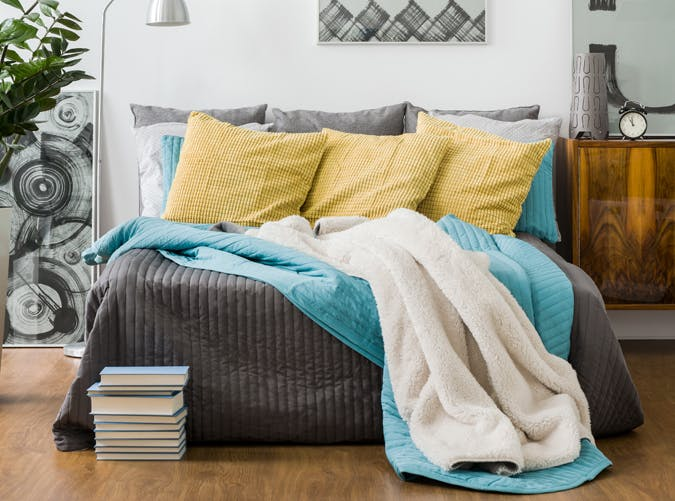 9 Ways to Make Your Bed Totally Irresistible