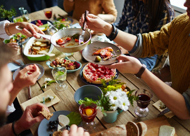 comfortfood share