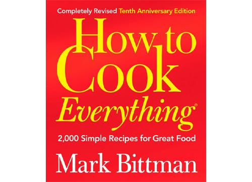 cookbooks bittman
