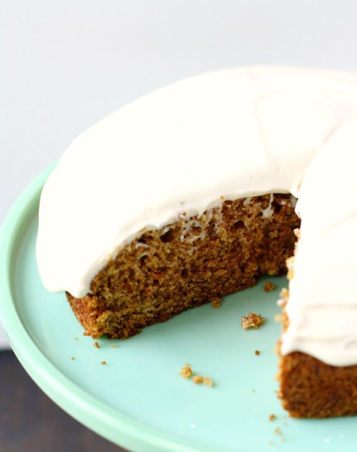 dairyfree carrotcake