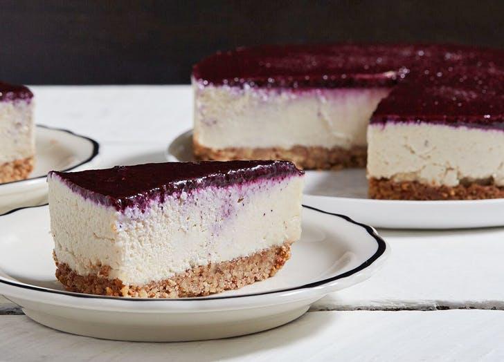 dairyfree cheesecake