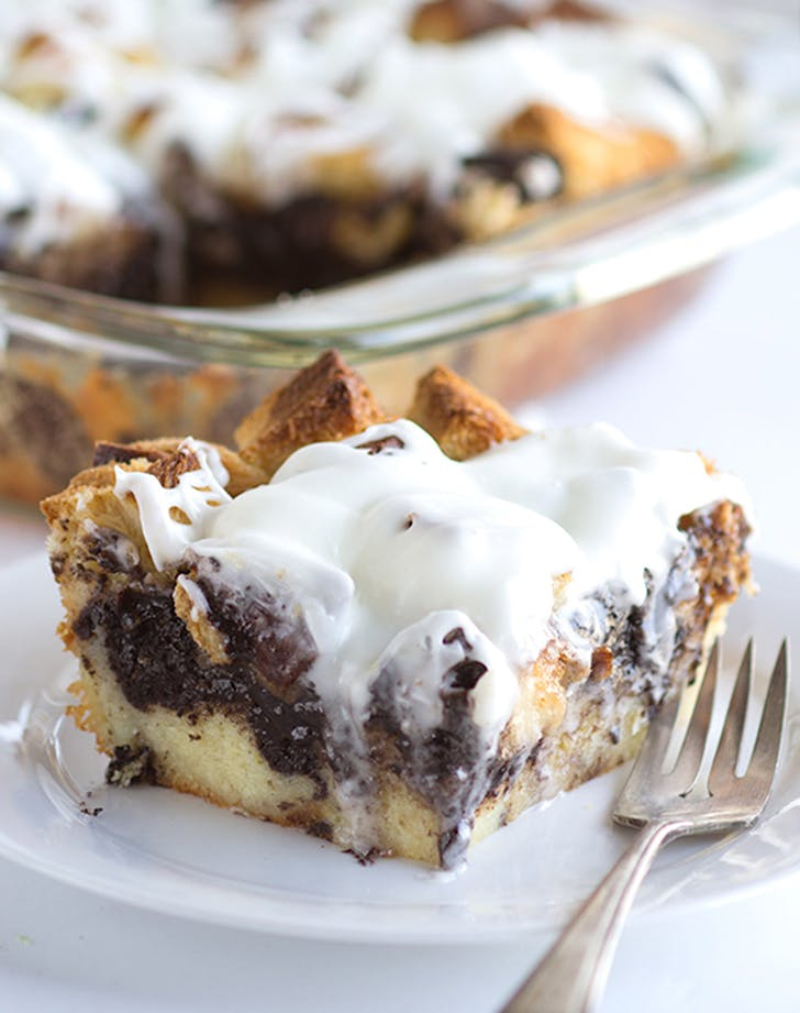 dessert mashups breadpudding