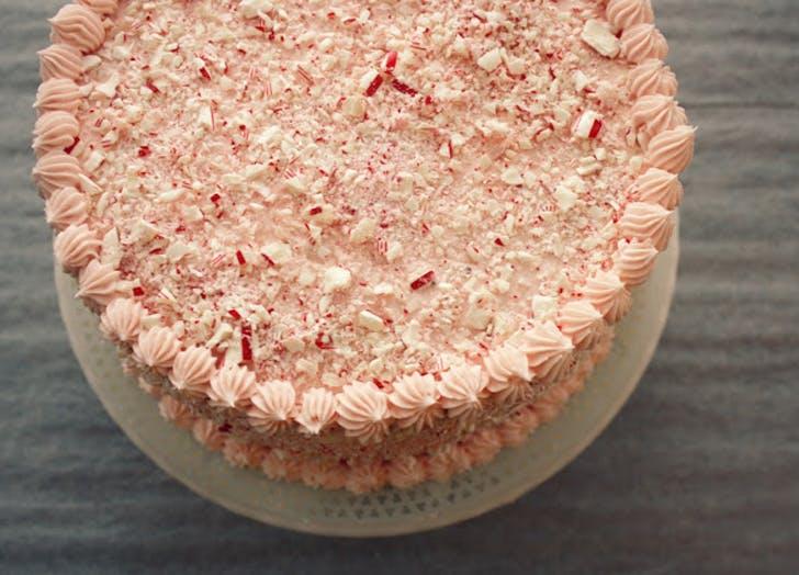 dessert mashups candycane