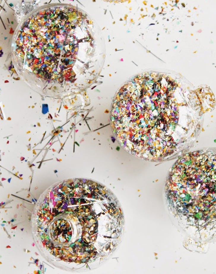 Diy Christmas Decorations And Ornaments To Make Purewow