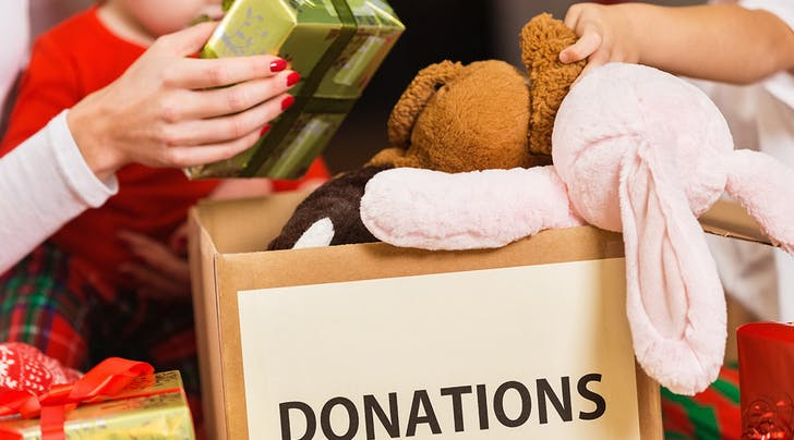 8 Surprising Items Donation Centers Actually Need Over the Holidays