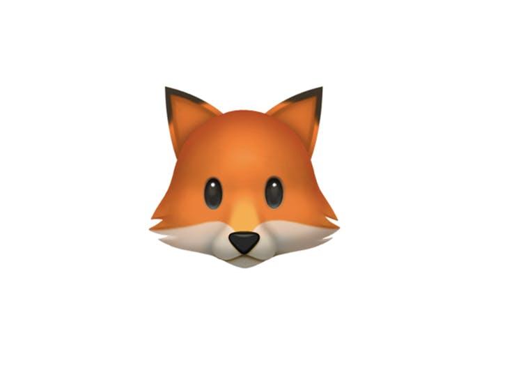 emojis fox