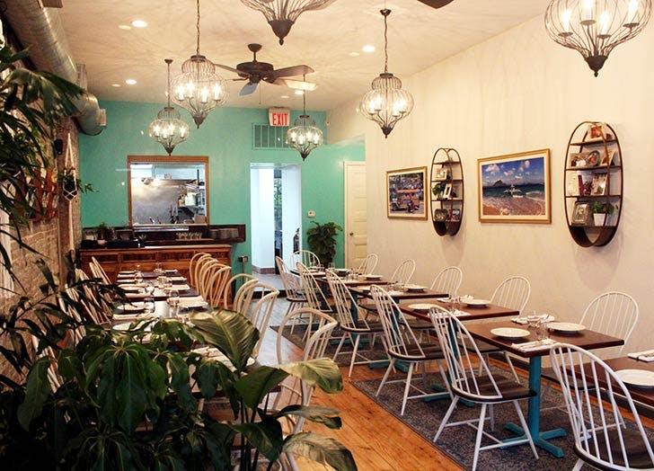 f.o.b. restaurant NY 728
