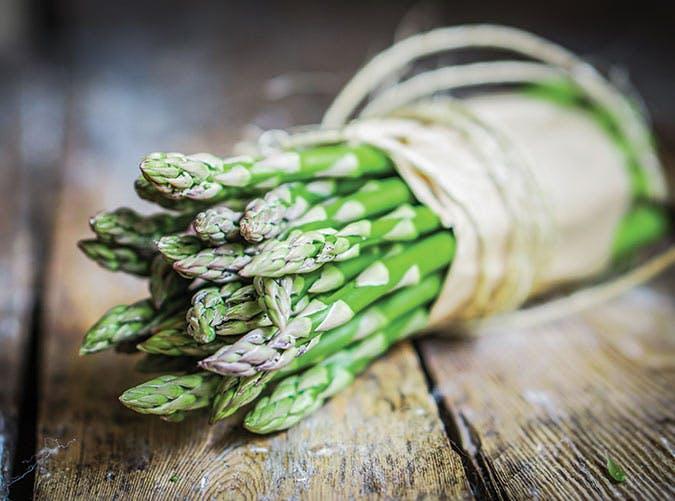 filling foods asparagus