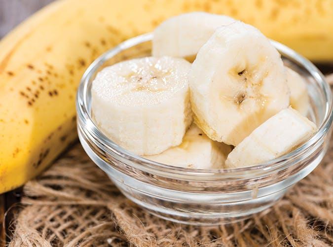 filling foods banana
