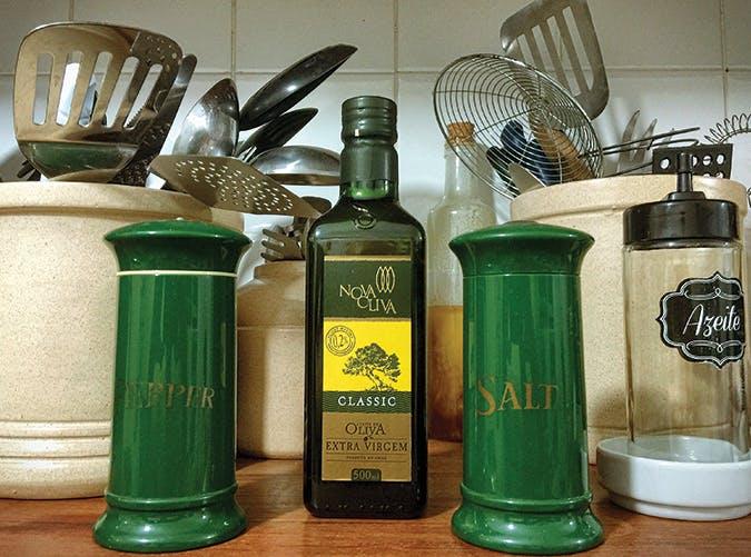 filling foods olive oil
