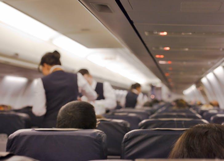 flight anxiety plane