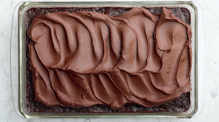This 2-Ingredient Frosting Is Healthy and Delicious