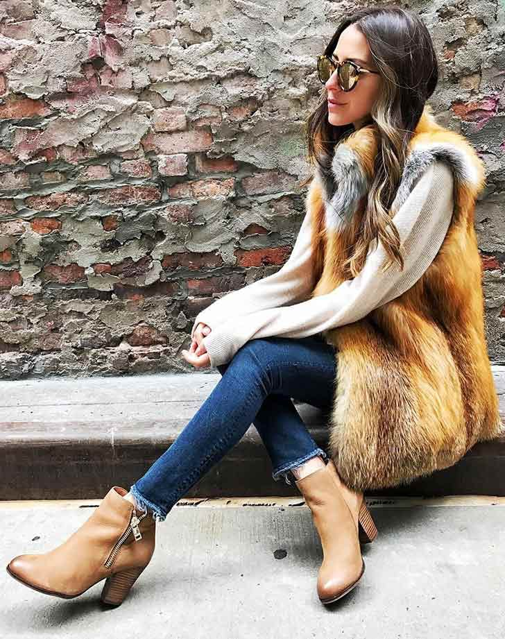 fur vest thanksgiving 728