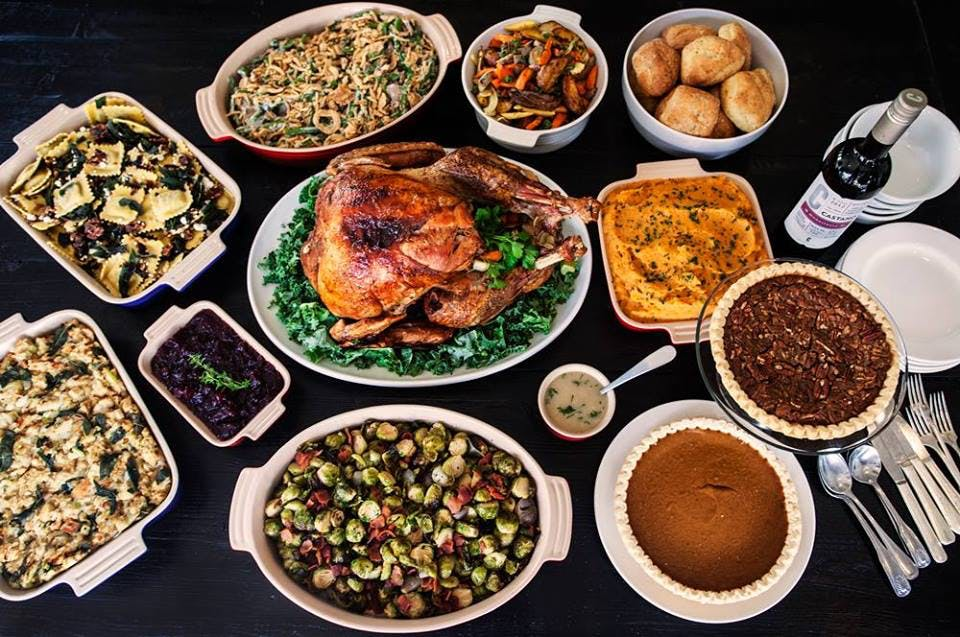 goddess and grocer  chi order in thanksgiving