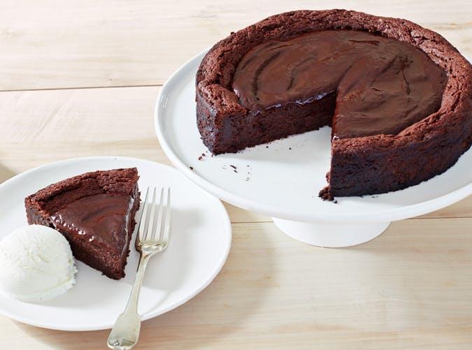 ina chocolatecake