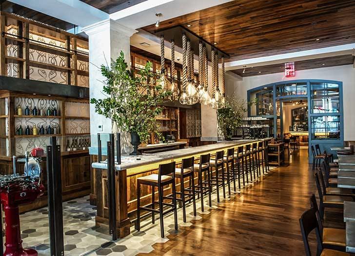 italienne restaurant NY 728