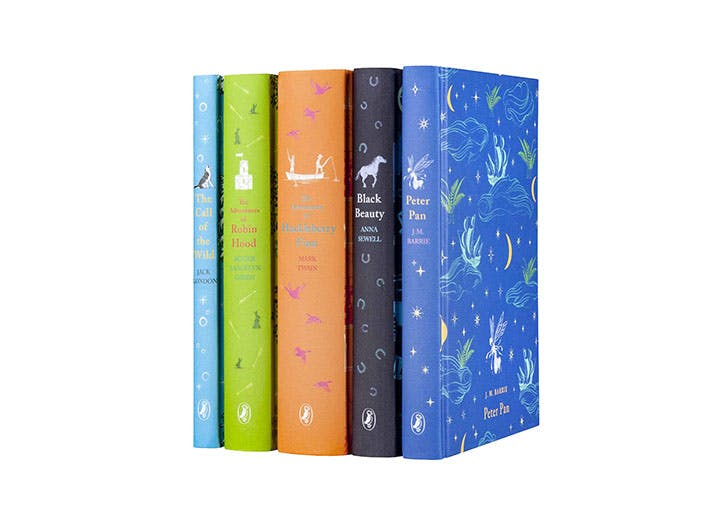 juniper books peter pan set