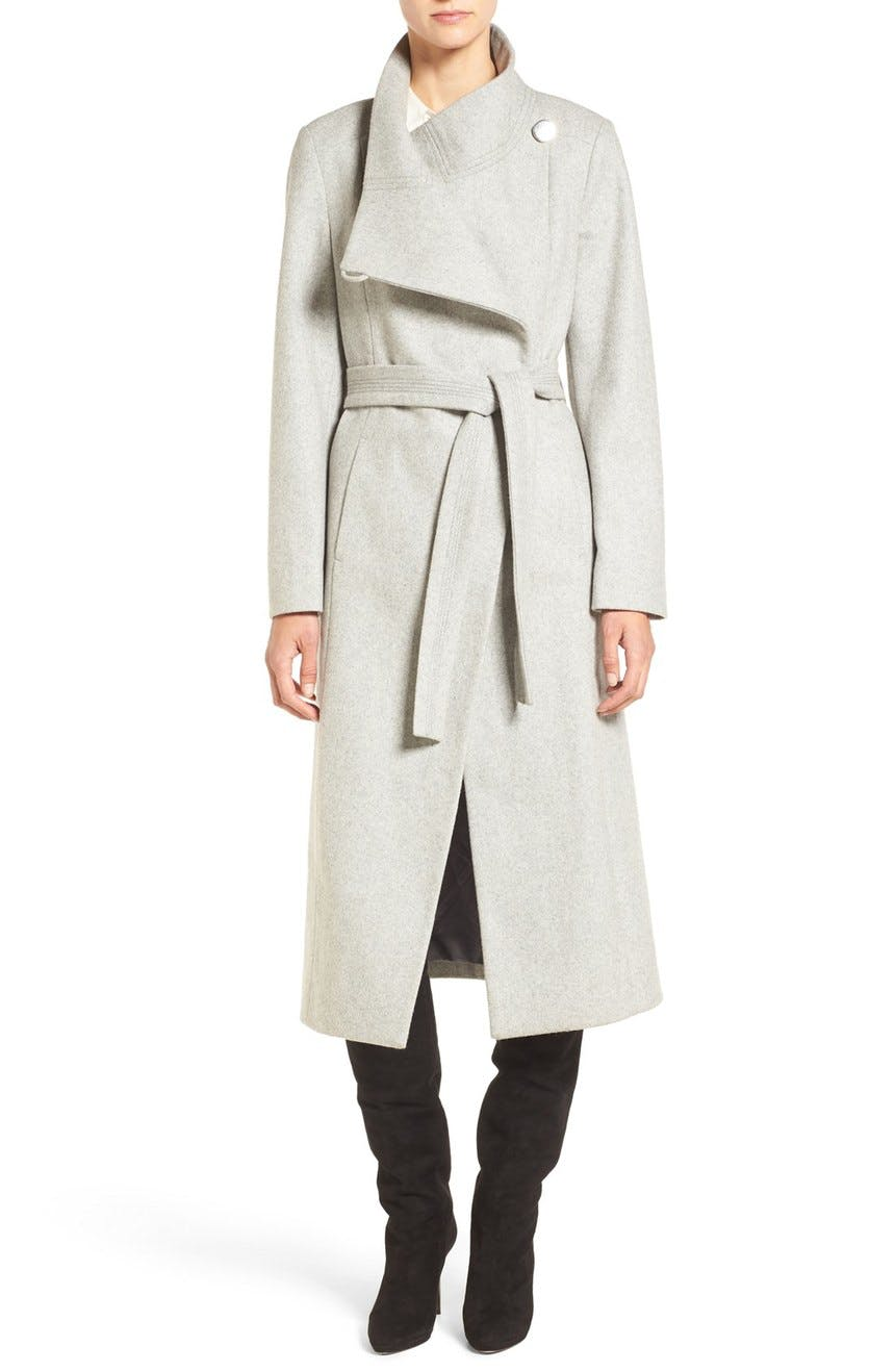 kenneth cole collar coat dallas winter jackets