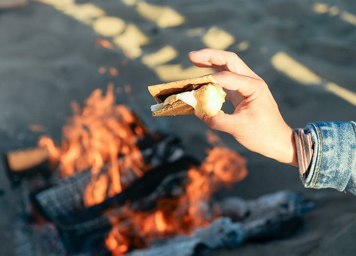 kidsactivities bonfire