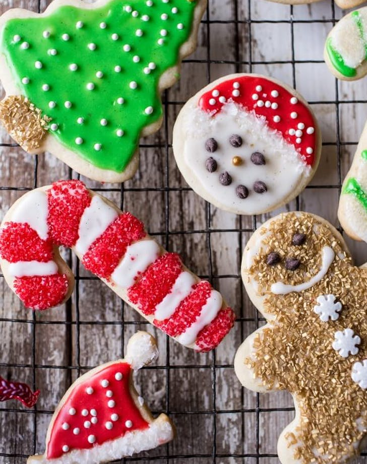 Easy Holiday Cookie Recipes for Kids - PureWow