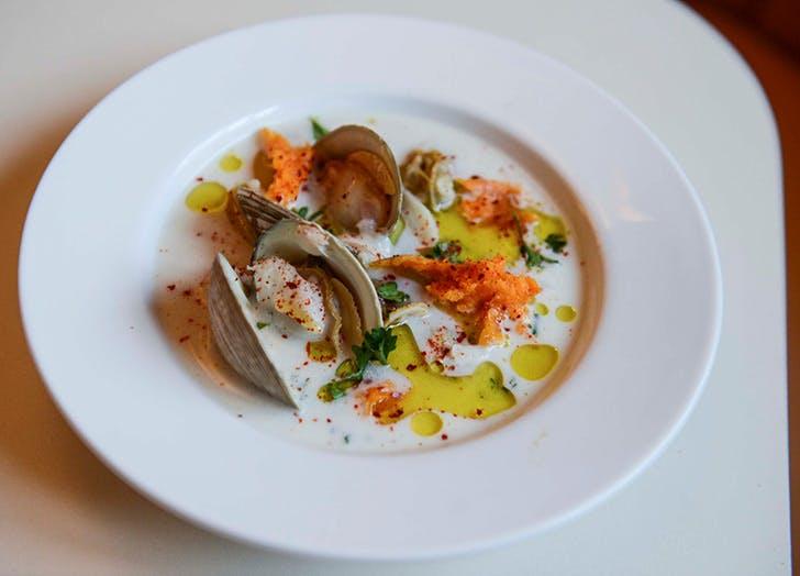 lalo restaurant clam chowder NY 728