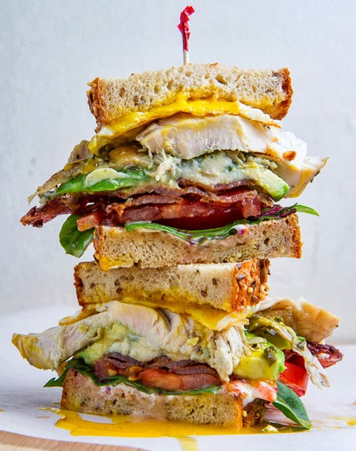 15 Epic Sandwiches to Make with Leftover Turkey