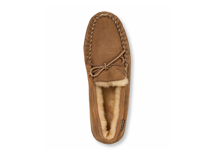 llbean mens wicked good mocassins