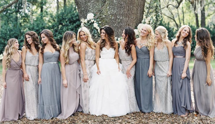 london jewelers bridesmaids