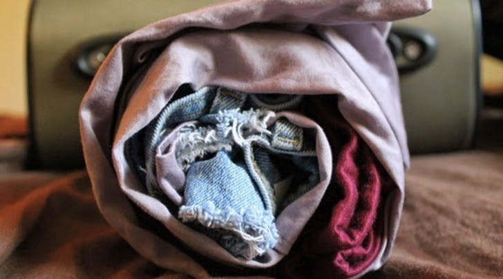 This Easy Trick Will Prevent Clothes from Wrinkling While ...