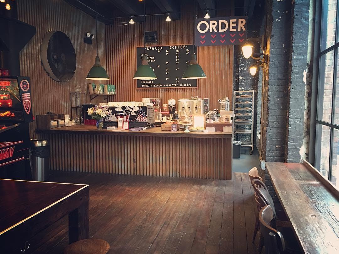 sawada cafe