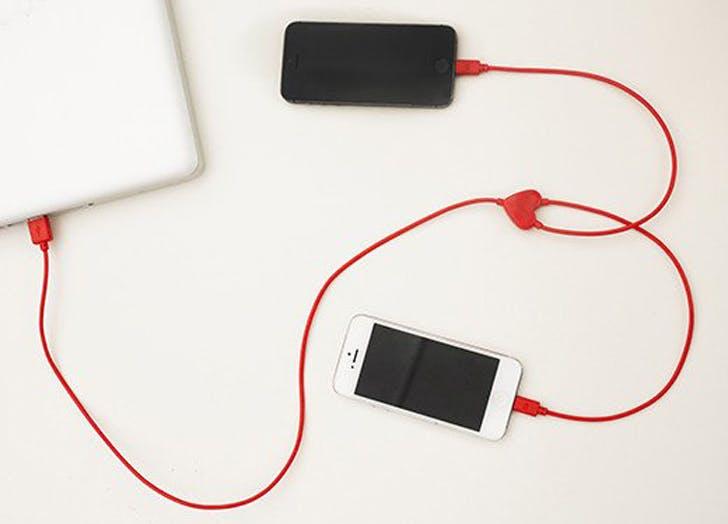 secret santa charger