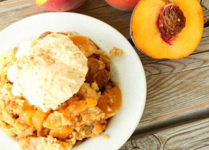 slowcooker peachcobbler