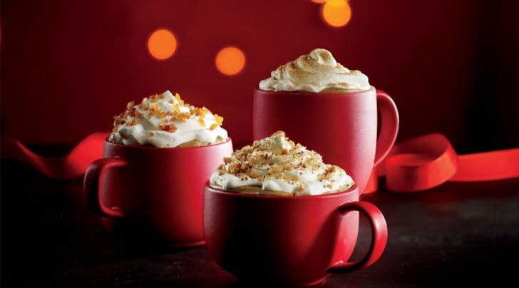 Yesss, Starbucks Holiday Drinks Are Officially Here!