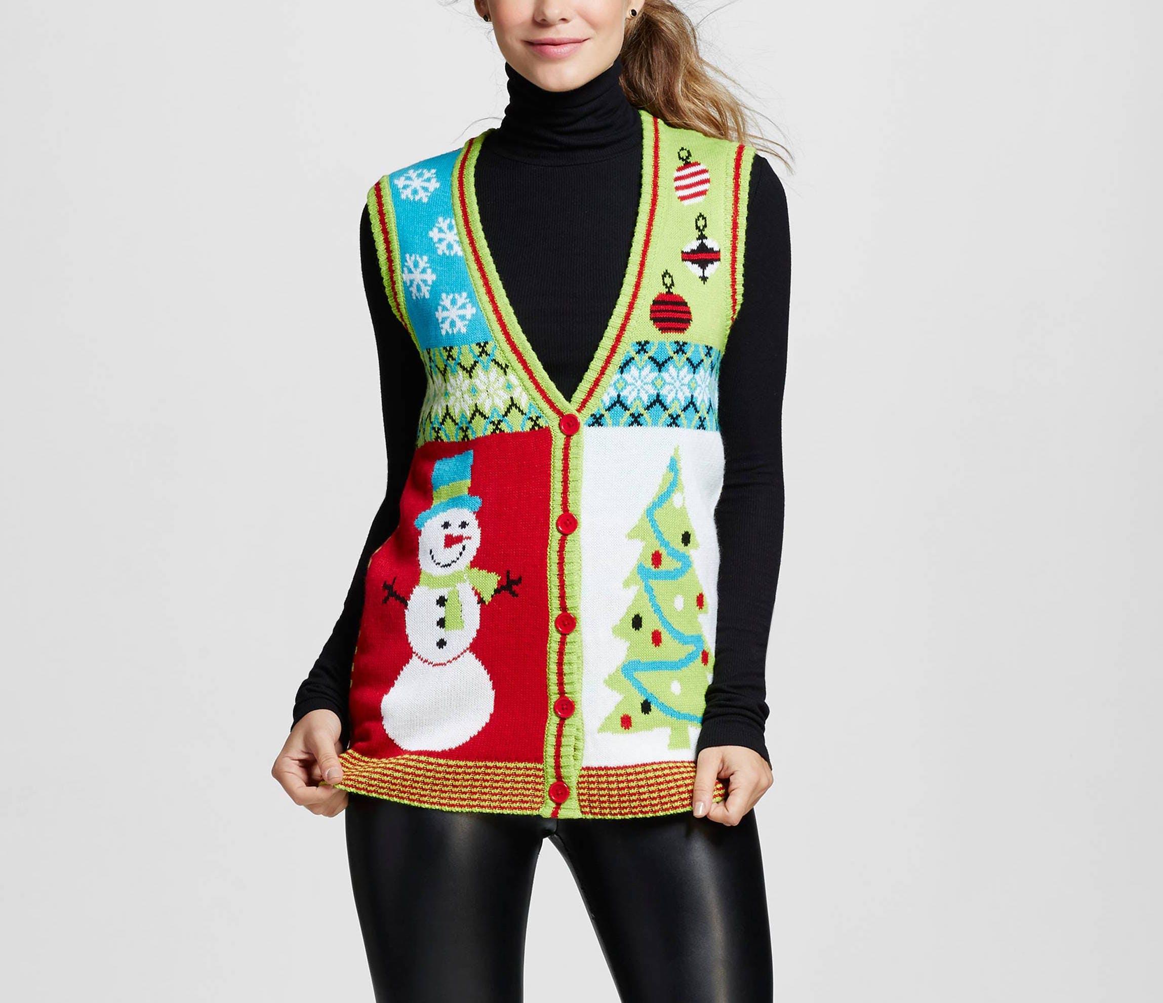 target vest